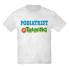 Podiatrist in Training T-Shirt