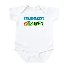 Pharmacist in Training Infant Bodysuit