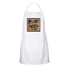 Crate Labels Apron