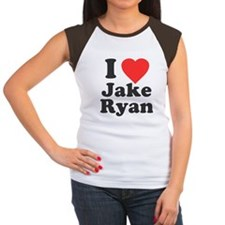 I Love Jake Ryan Tee