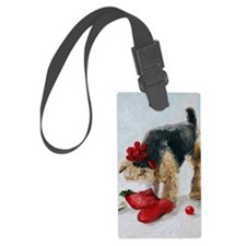 Christmas Surprise! Luggage Tag