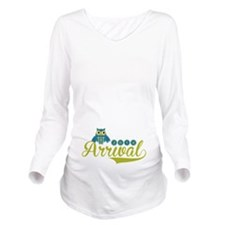 2014 Arrival Long Sleeve Maternity T-Shirt