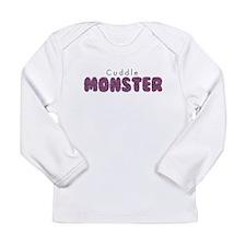 Cuddle Monster Long Sleeve T-Shirt
