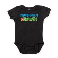 Musician in Training Baby Bodysuit