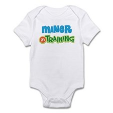 Miner in Training Infant Bodysuit