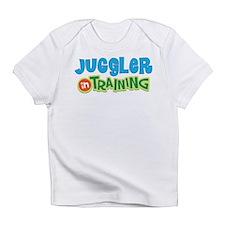 Juggler in Training Infant T-Shirt