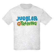 Juggler in Training T-Shirt