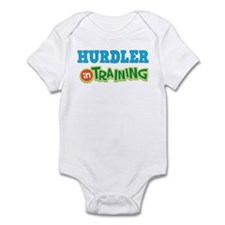 Hurdler in Training Infant Bodysuit