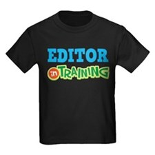 Editor in Training T