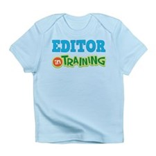 Editor in Training Infant T-Shirt