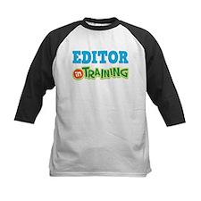 Editor in Training Tee