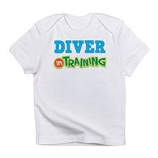 Diver in Training Infant T-Shirt