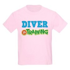 Diver in Training T-Shirt