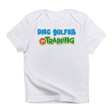 Disc Golfer in Training Infant T-Shirt
