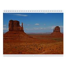 Monument Valley Wall Calendar