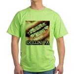 DIRTY SOUTH Green T-Shirt