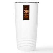 King of Chess Travel Mug