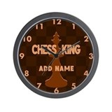 Chess Wall Clocks