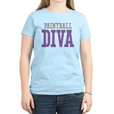 Paintball DIVA T-Shirt