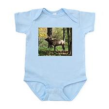 Elk bellowing Body Suit