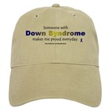 &quot;Down Syndrome Pride&quot; Baseball Cap