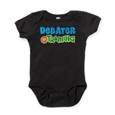 Debater in Training Baby Bodysuit
