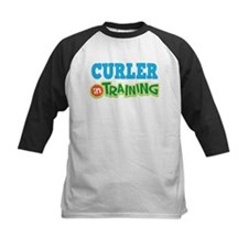 Curler in Training Tee