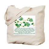 Irish Blessing Tote Bag