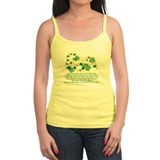 Irish Blessing Tank Top