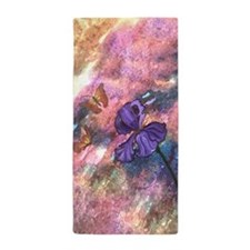Pastel Monarchs Beach Towel