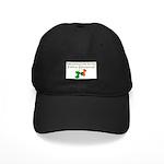Gaelic & Map of Ireland Black Cap
