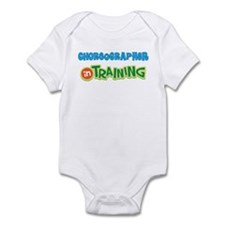 Choreographer in Training Infant Bodysuit