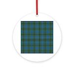 Tartan - Henderson Ornament (Round)