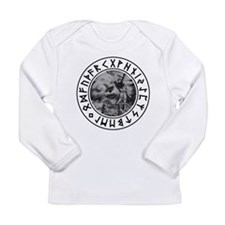 Thor Rune Shield Long Sleeve T-Shirt