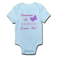 Colorado State (Butterfly) Infant Bodysuit