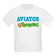 Aviator in Training T-Shirt