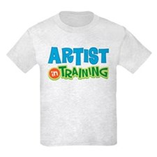 Artist in Training T-Shirt