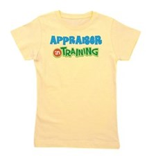 Appraiser in Training Girl's Tee