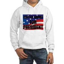 For President Personalize It! Hoodie