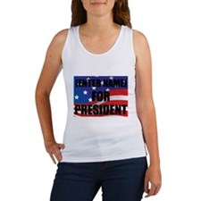 For President Personalize It! Tank Top