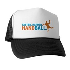 handball Trucker Hat