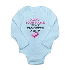 Favorite Aunt Body Suit