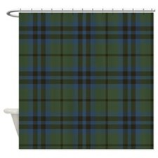 Marshall Tartan Shower Curtain
