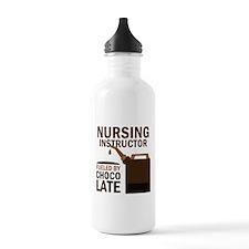 Nursing Instructor Chocolate Water Bottle