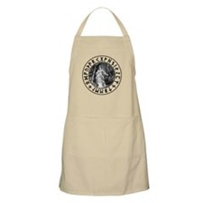 Freya Rune Shield Apron