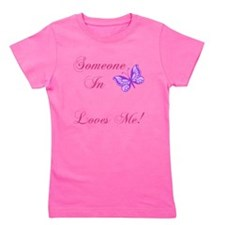 Montana State (Butterfly) Girl's Tee