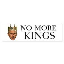 King George Bumper Bumper Sticker