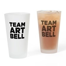 Team Bell Drinking Glass