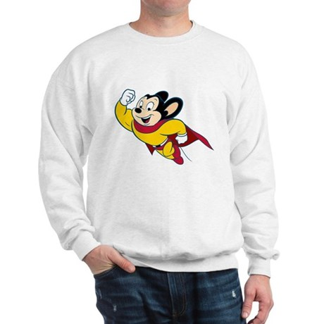 Mighty Mouse Sweatshirt