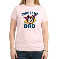 Mighty Mouse Come at Me Bro T-Shirt